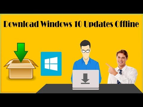 download windows updates manually offline in windows 10