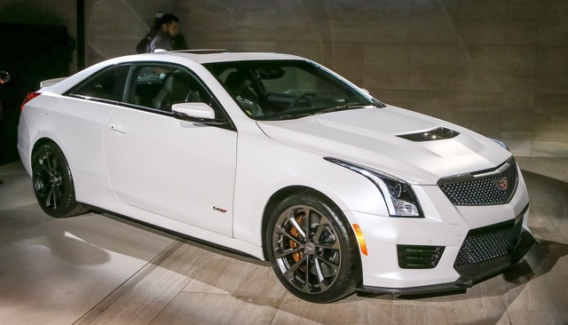 2017 cadillac ats v manual coupe