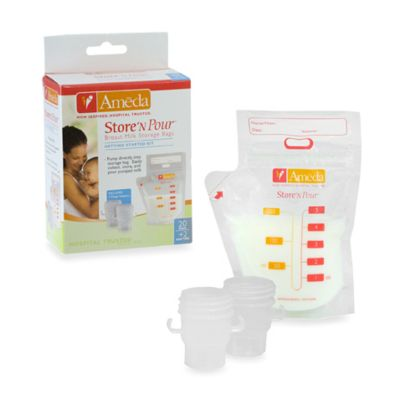 ameda one hand manual breast pump adapter