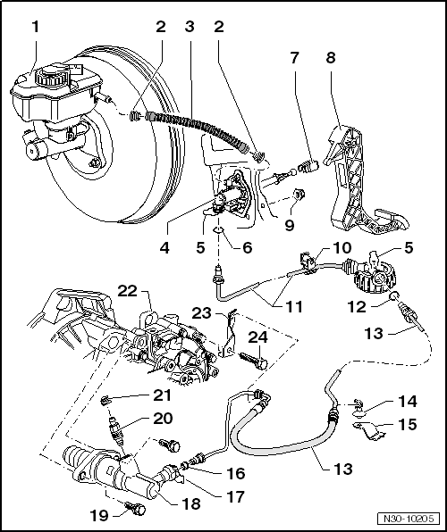mark three zepher 4 brake workshop manual