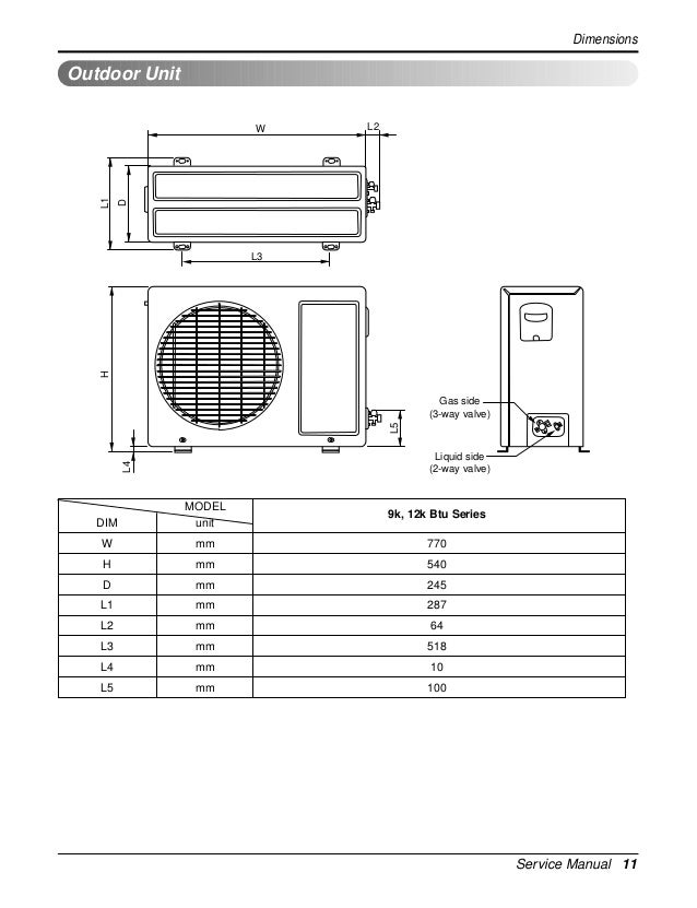 sharp split system air conditioner user manual