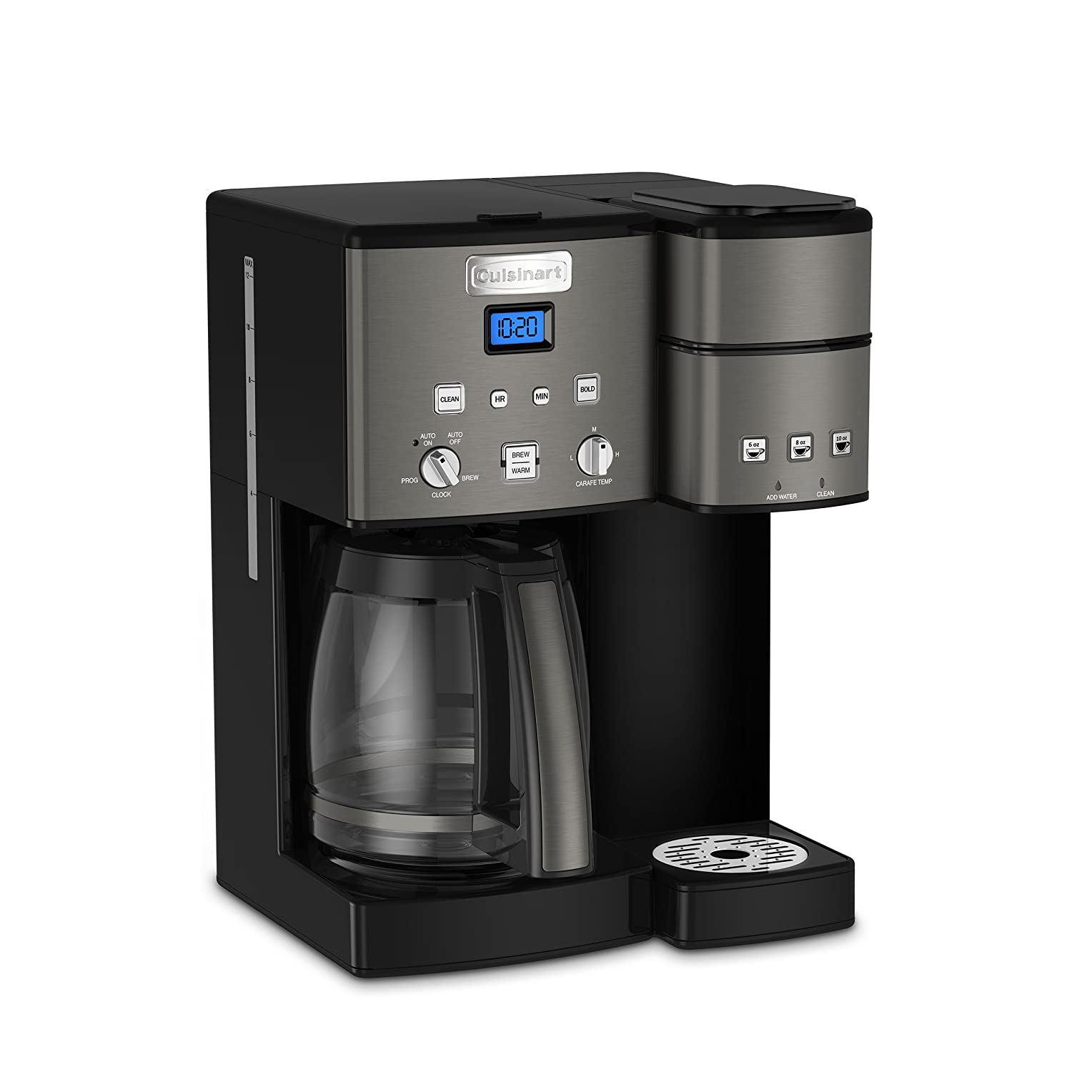 cuisinart single serve coffee maker manual