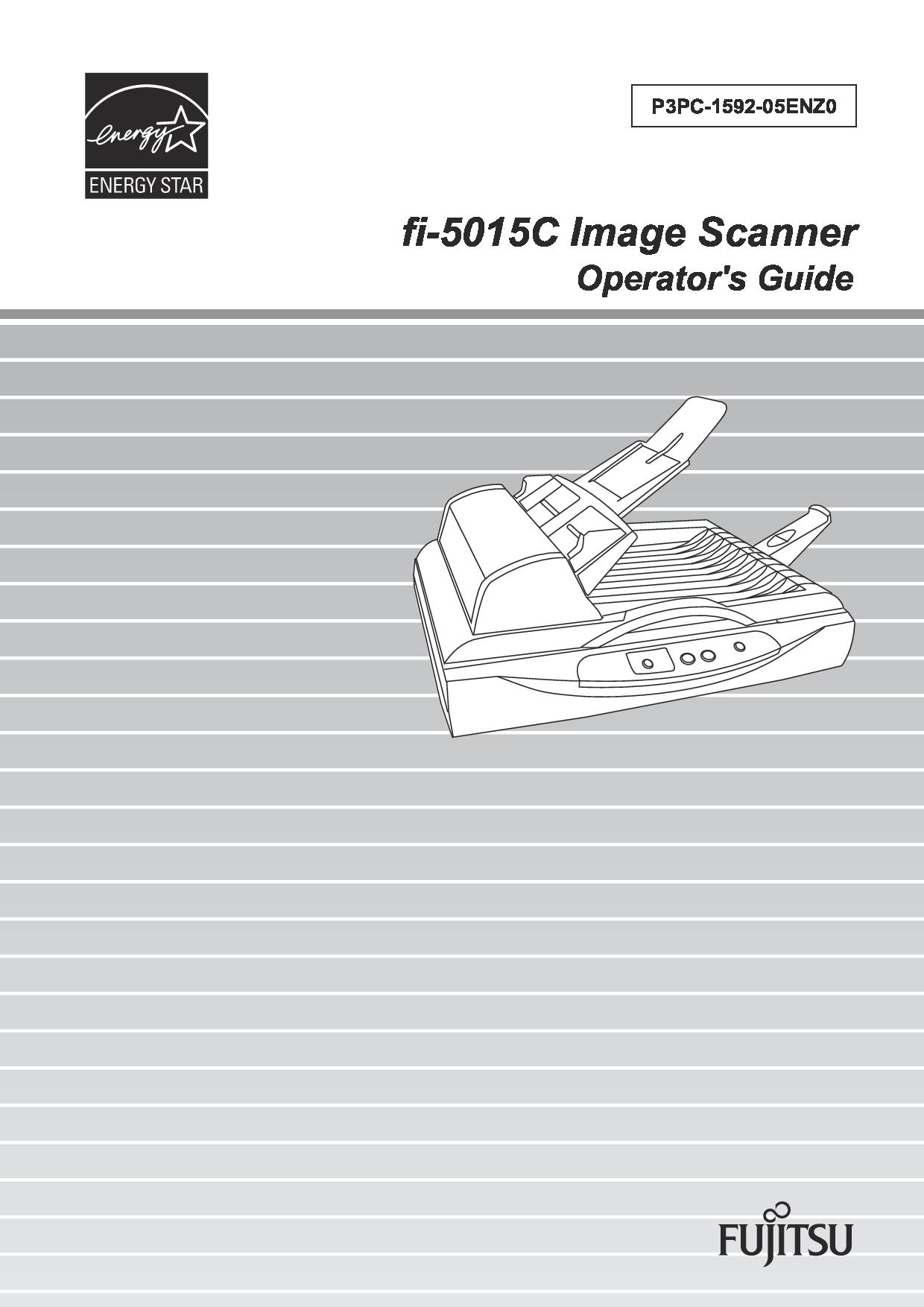 fujitsu fi-5110c scanner manual
