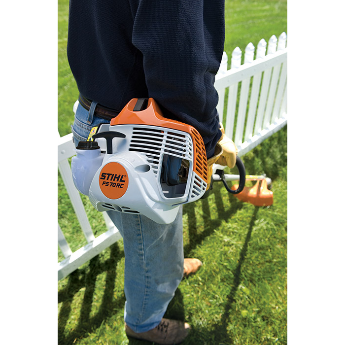 stihl electric weed eater manual