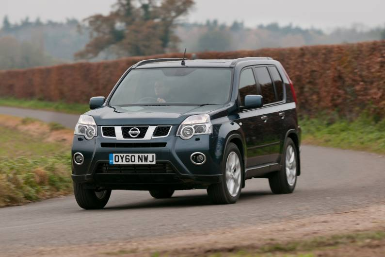 2011 nissan x-trail st t31 manual 4x4 review