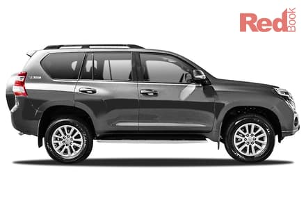 2015 toyota landcruiser prado gxl manual 4x4 my14 review