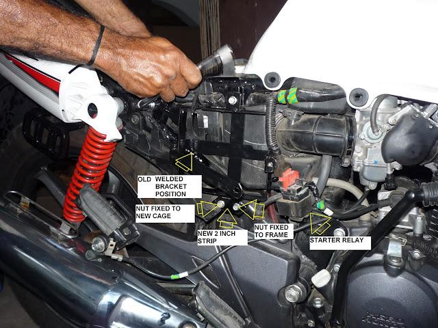 2011 honda cbr250r user manual