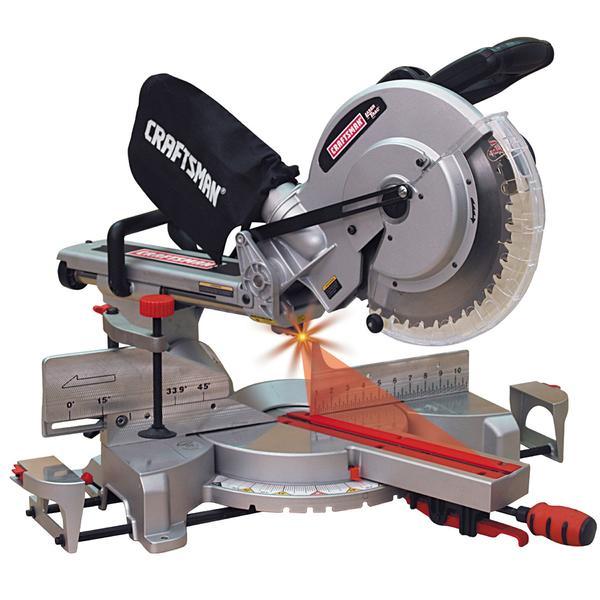 craftsman 12 inch miter saw manual