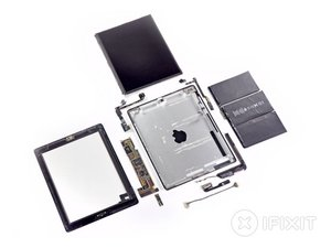 how to get a manual for apple ipad a1396