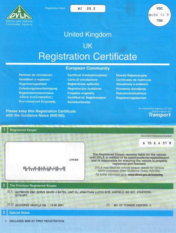 the manual way to authorised certificates