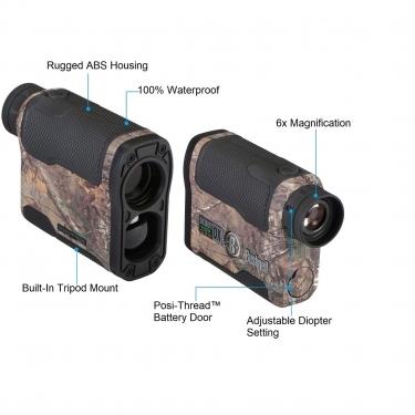 user manual for bushnell v4 slope rangefinder