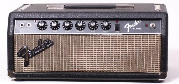 fender supersonic 22 head manual