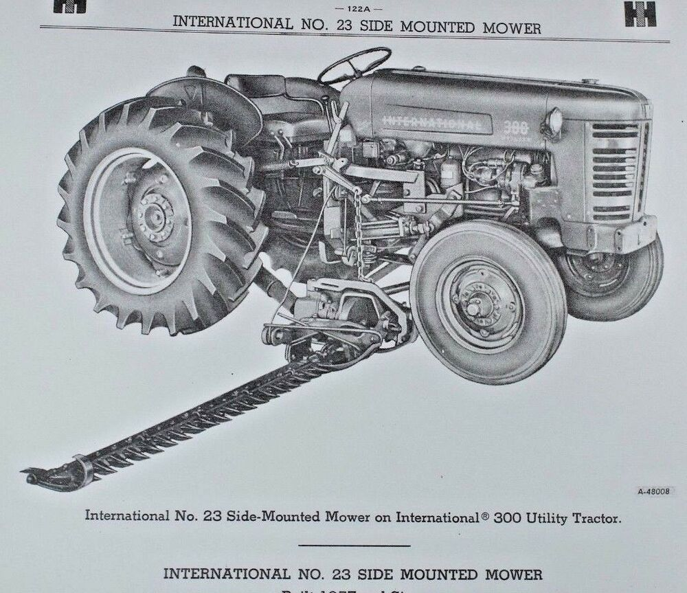 manual for avant 1000 mower