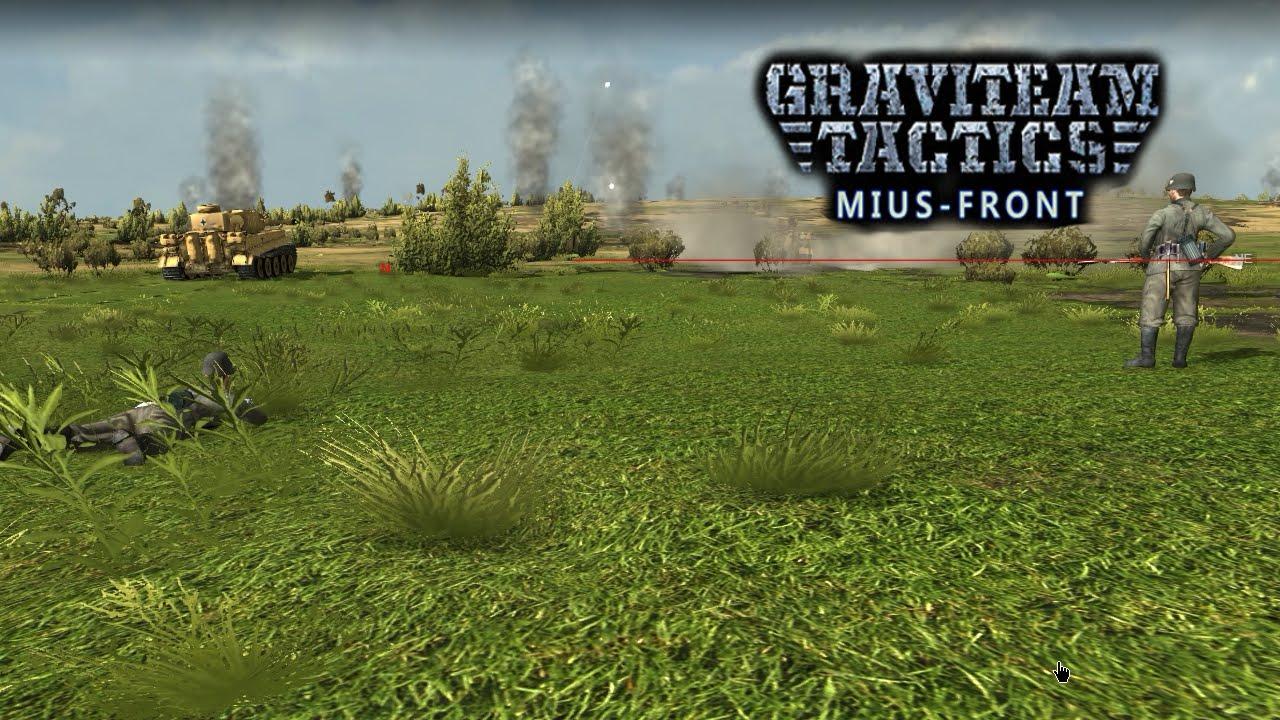 graviteam tactics mius front manual