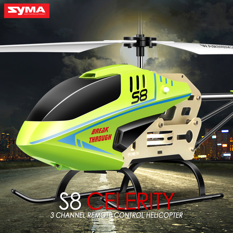 syma s107g rc helicopter manual