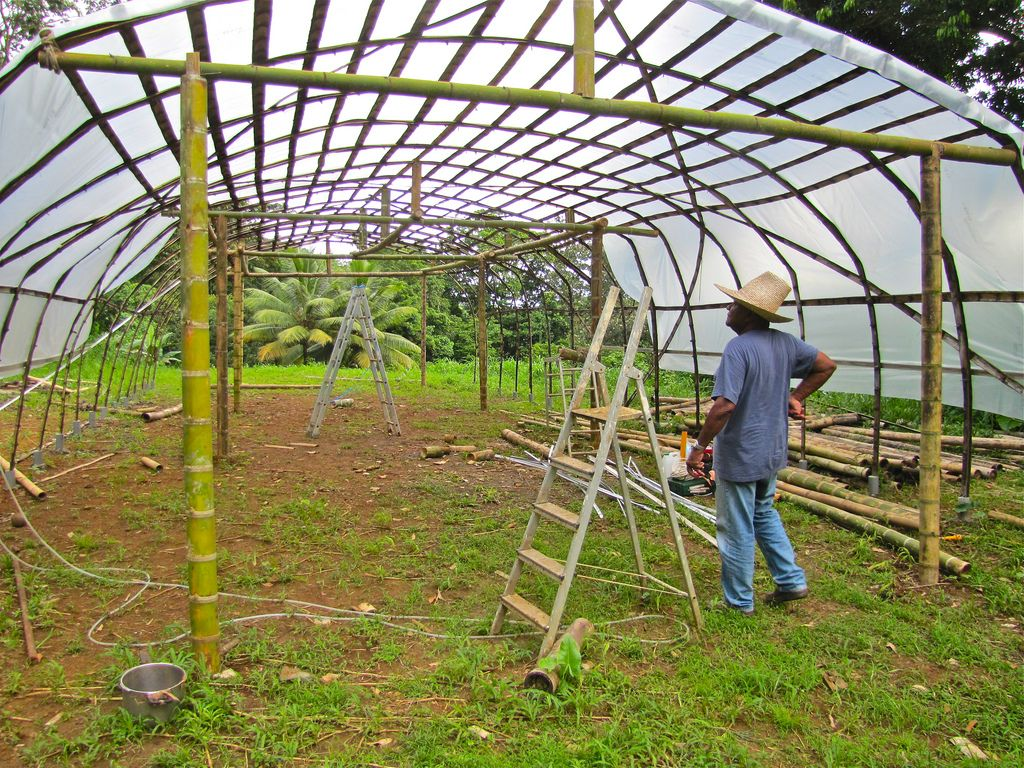 shade structure agriculture design manual