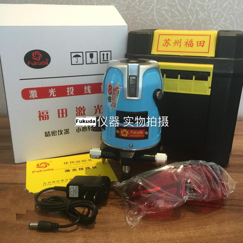 how do you manually level a laser level