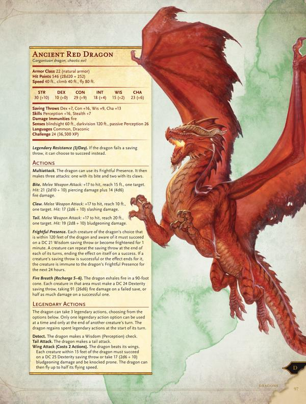 d&d 5e monster manual pdf color