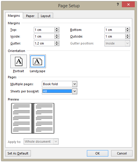 how to print pages front and back manually