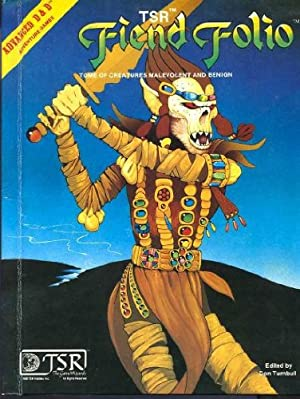 dungeons and dragons monster manual first edition