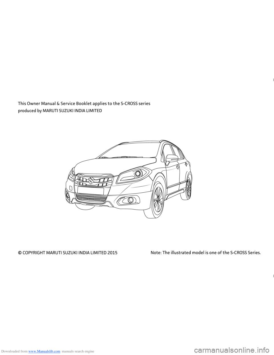 2015 suzuki m109r owners manual
