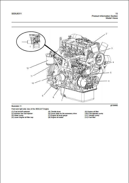 magnum gp 10 engine manual