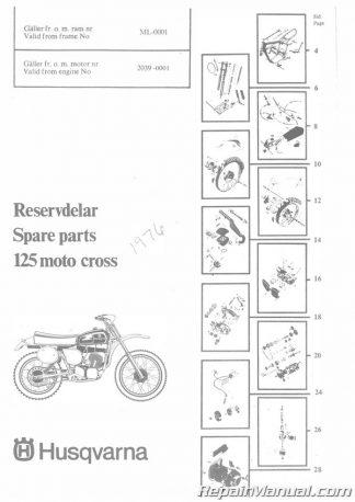 husqvarna wr 125 repair manual