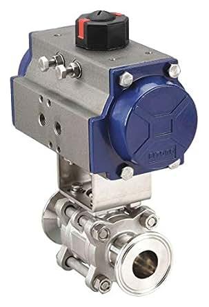 manual ball valve spring return