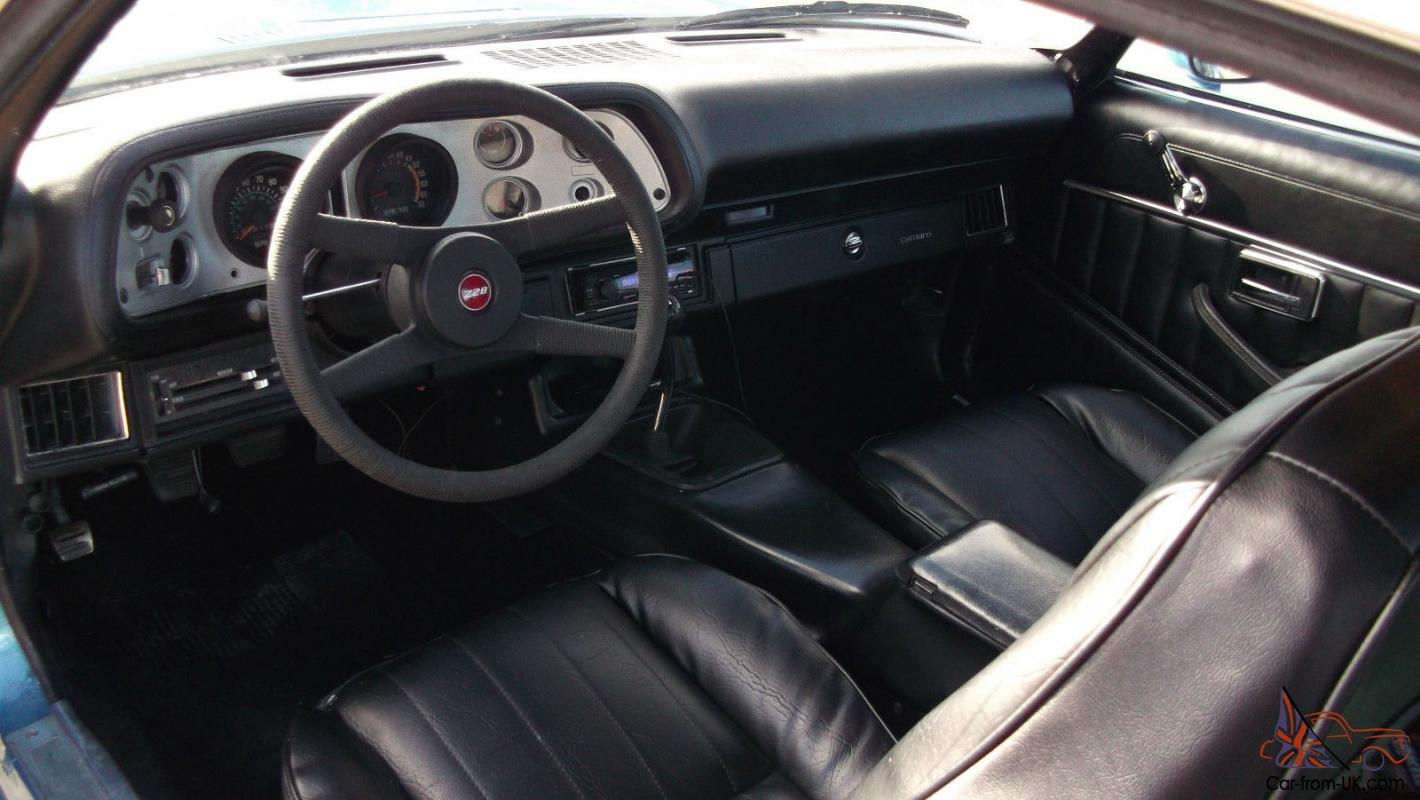 camaro z28 manual for sale