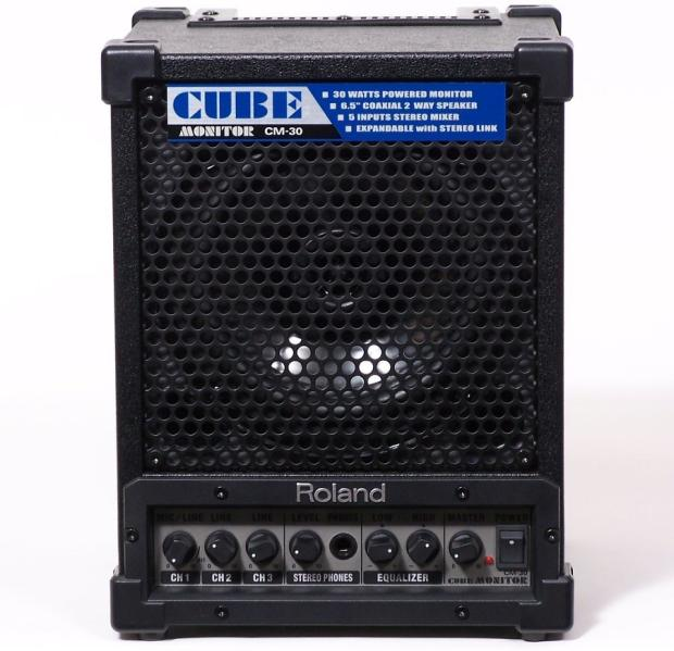 roland cm 30 cube monitor manual