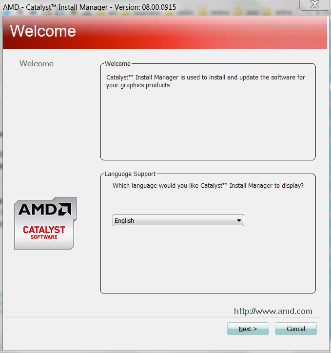 how to manually install graphics drivers windows 7