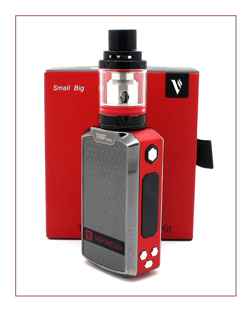 vaporesso tarot nano user manual
