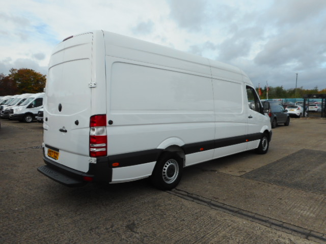 2003 mercedes benz sprinter 316 cdi lwb van diesel manual