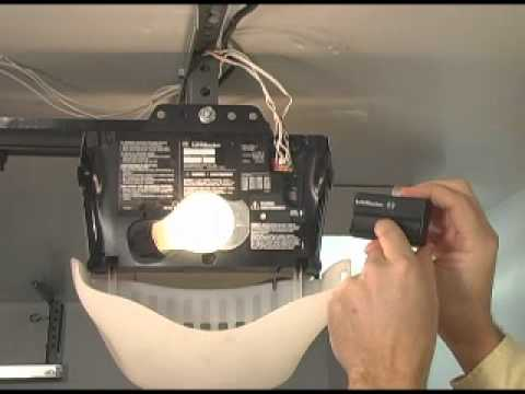 allstar 6500 garage door opener manual