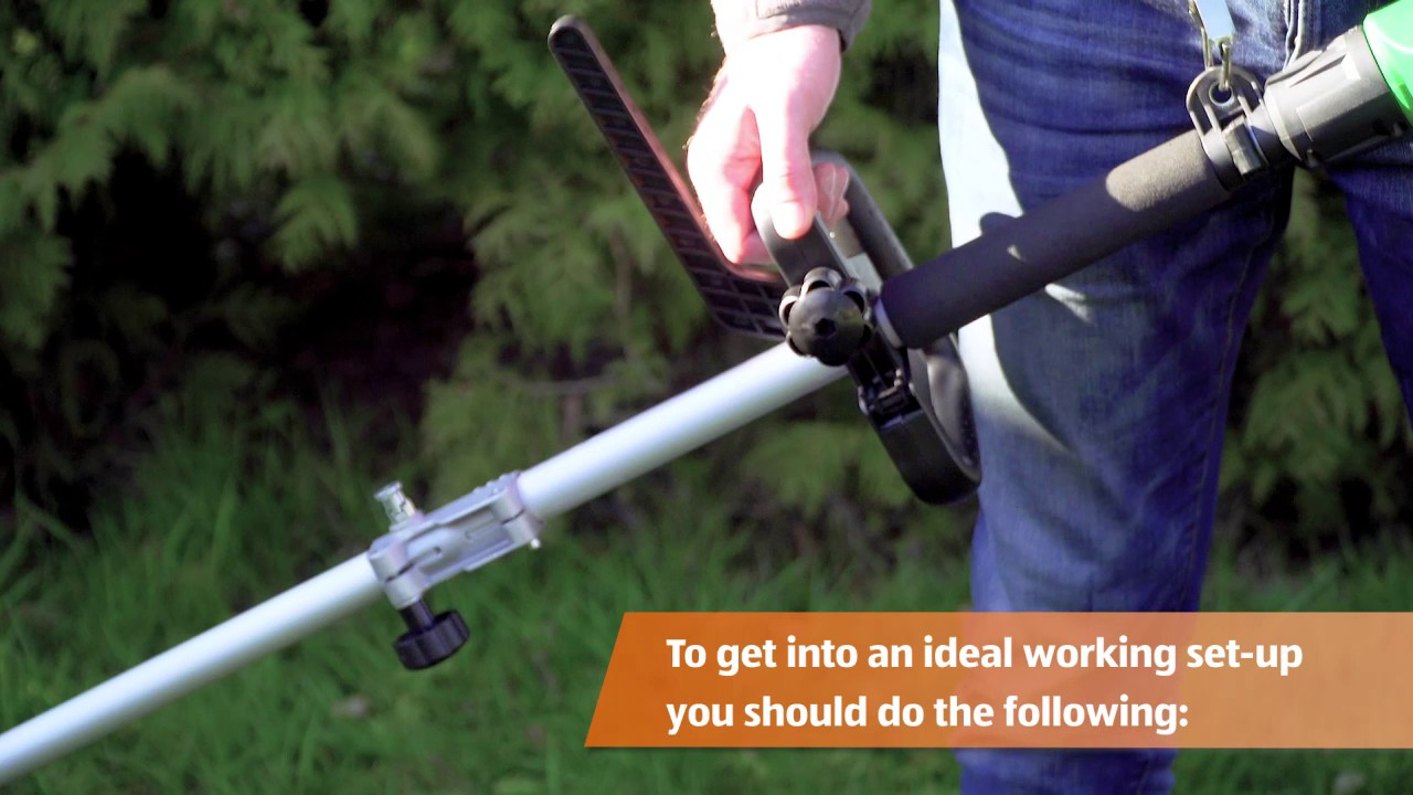 bosch electric hedge trimmer manual