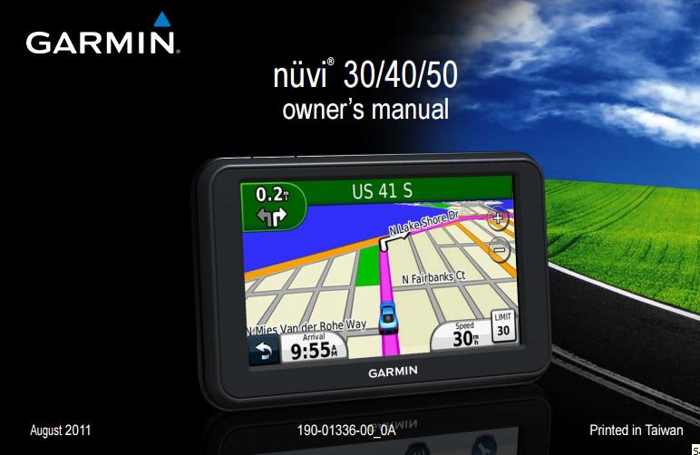 garmin nuvi 50lm manual download