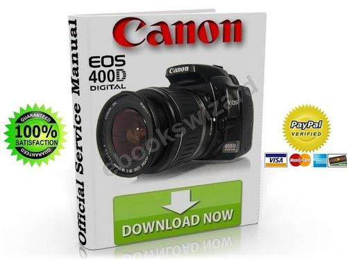 canon 400d manual free download
