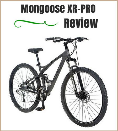 mongoose xr-pro 29 manual