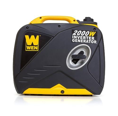 wen 2000w inverter generator manual
