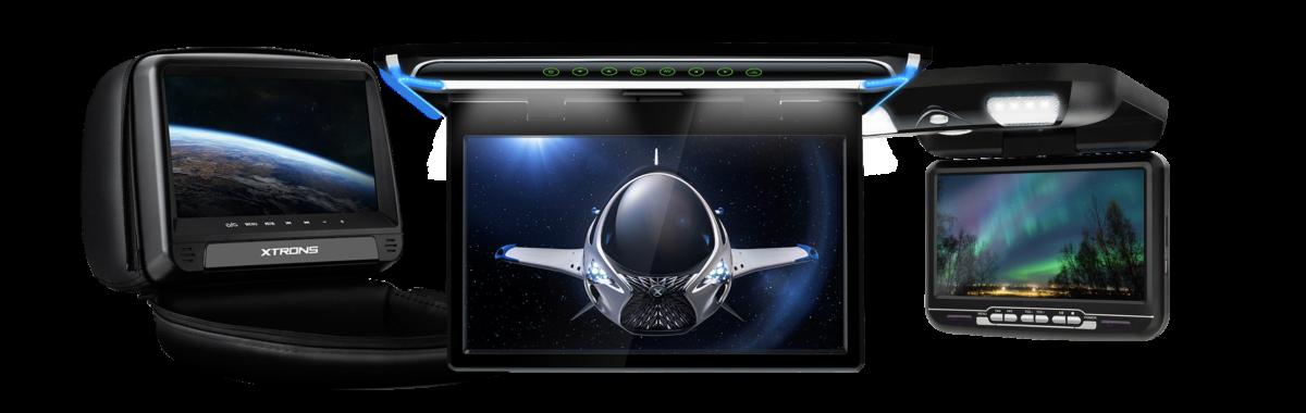 xtrons headrest dvd player manual