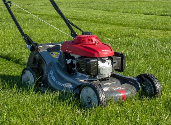 craftsman 550 series silver edition lawn mower manual
