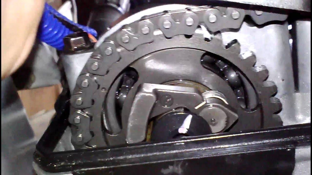 ktm manual timing chain tensioner