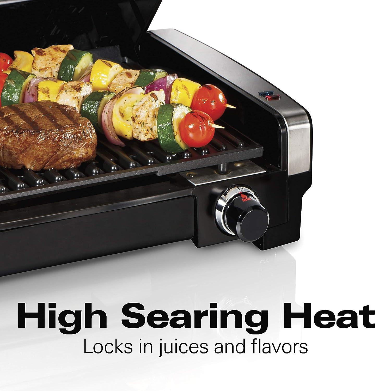 hamilton beach 25361 indoor grill manual