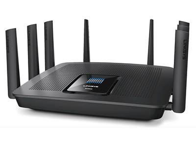 linksys ea8500 manually update firmware