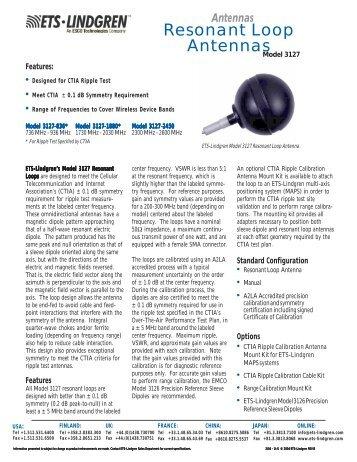 emco 3301b active rod antenna manual