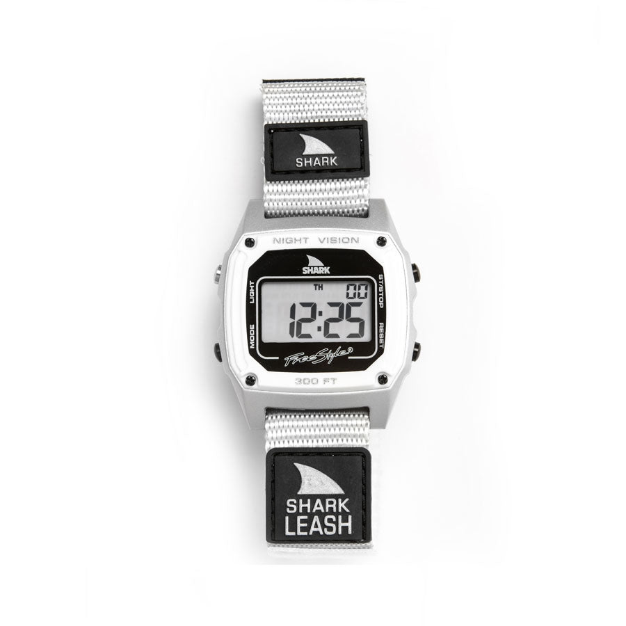 freestyle shark leash watch manual