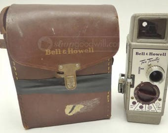 bell and howell two twenty manual