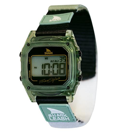 freestyle shark leash watch manual