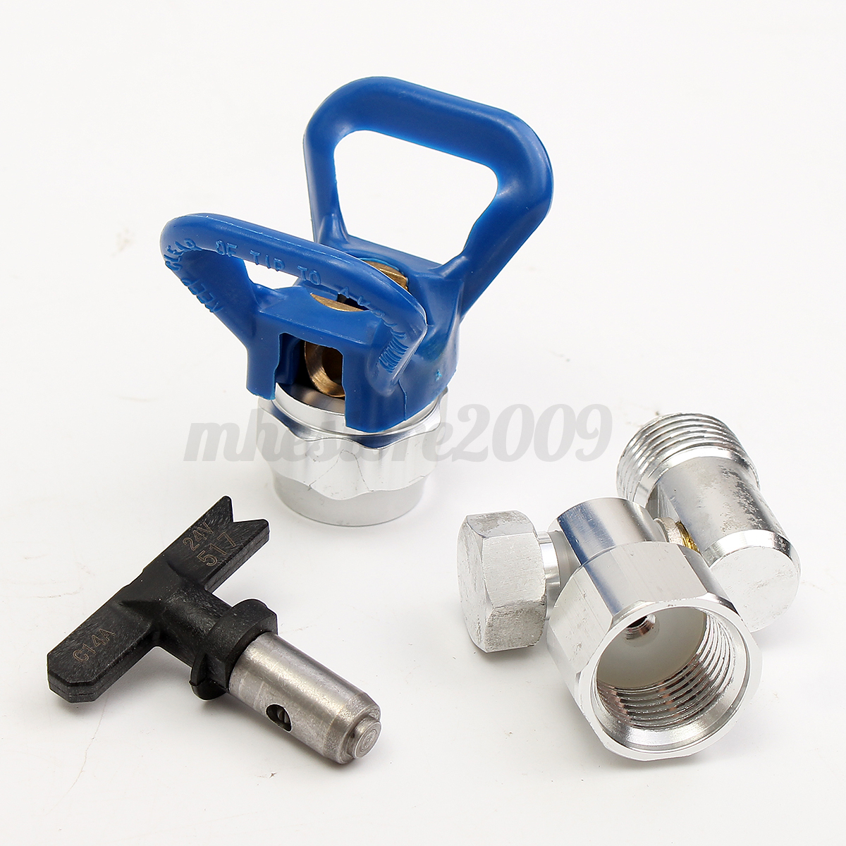 graco sg3 spray gun manual