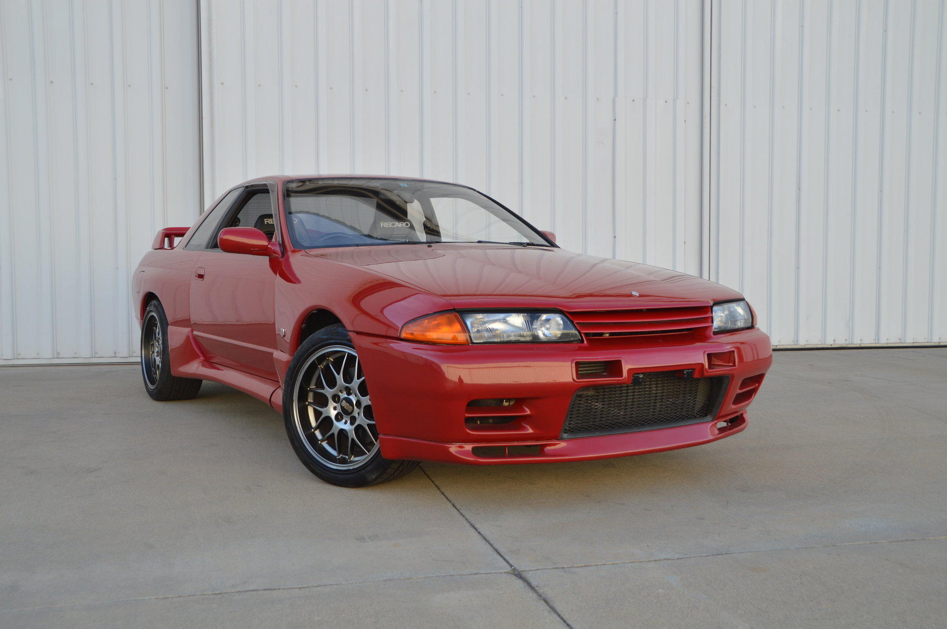 how to convert a v35 skyline gt 8 to manual